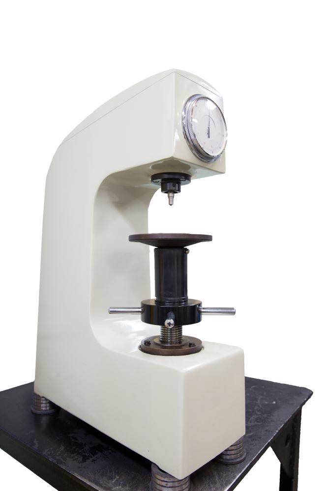 Härteprüfmaschine